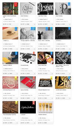Ben Johnston, Designer, Typographer, Letterer, Hand drawn, etc