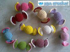 Ravelry: Amigurumi Candy pattern by zan Merry
