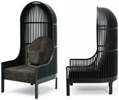 bird cage chair repinned by smg-treppen.de #smgtreppen follow us on Facebook: on.fb.me/Wrk0sM
