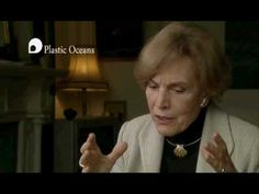 Sylvia Earle talks about plastic pollution.