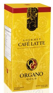 Café Latte - Organo Gold