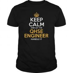 Awesome Tee For Qhse Engineer T-Shirts, Hoodies (22.99$ ==► Order Here!)