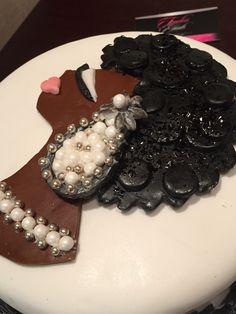Soul Sista Afro Cake Gorgeous Cakes, Pretty Cakes, Amazing Cakes, African Wedding Cakes, African Cake, Cookie Cake Birthday, Money Cake, Theme Cakes, Just Cakes