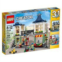 LEGO® Creator Toy & Grocery Shop 31036