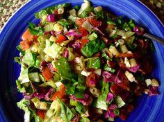 Portillos Chopped Salad/Dressing