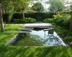 Trnka Garden: Located in the Czech Republic, perhaps in Brno. Designed by Eva Wagnerova based in Brno.