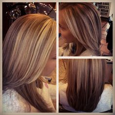 Spring/summer hair color and cut