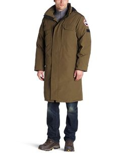 Amazon.com: Canada Goose Men's Westmount Parka: Sports & Outdoors