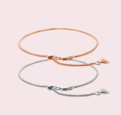 The new La Rose Continuum slider bracelet is a versatile must have wrist accessory. From R490. The perfect gift for Mother's Day