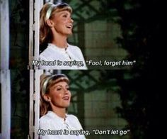 Sandy- One of my favorite movie characters of all time