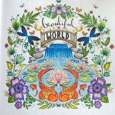 #joyousbloomstocolor #create #wip #art #therapeutic #elerifowler #lyra…