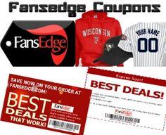 Fansedge coupons deals