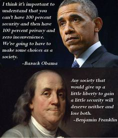 The difference between a statesman, patriot & founding father and who is in office now. They continue to trample on the beliefs this country was founded on!                                                                                                                                                      More