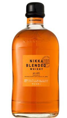 NIKKA BLEND WHISKY 40% 70 cl www.wijn-sterkedranken.be