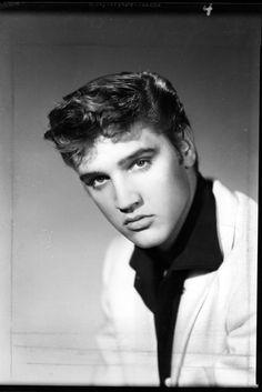 Elvis by William Speer, ca. 1955