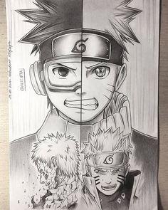 Obito es básicamente el resultado de las malas decisiones, es cómo un espejo al revés, refleja lo que pudo haber sido Naruto si no lo hubieran reconocido y luego abandonado a su suerte