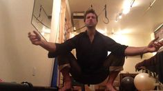 """How to Integrate Body """"Squatting Prayer""""  Aaron Alexander 