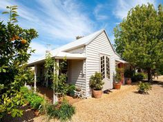 Tiny cottage, It's just outside Daylesford in Victoria.