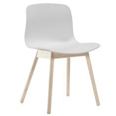 About a Chair AAC12, valkoinen
