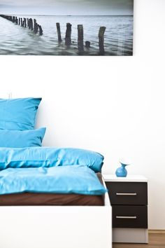 Raum für Ruhe: das Schlafzimmer Bed, Home, New Construction, Real Estates, Bed Room, Homes, Stream Bed, Beds, Haus