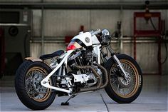 Custom Harley IronHead