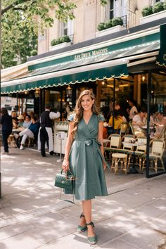 A Sunday In Saint Germain, Paris | Gal Meets Glam