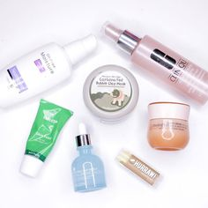 "#tango2plus (@tango2plus) on Instagram: ""Tonight's mask and hydration  #neutrogena #weleda #mizon #elizavecca #hurraw #etudehouse…"""