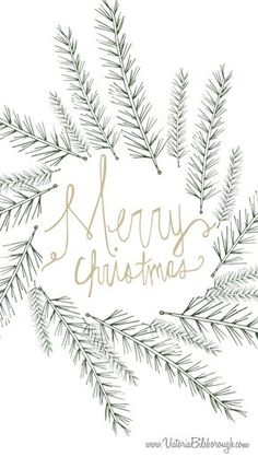 Merry Christmas! — Victoria Bilsborough