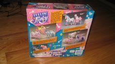 Fashion Star Fillies Feelin' Fancy Collection Devan, new in box, box back, by Kenner, seller toyboom23hcf.  #mlpmib.com #fashionstarfillies #fsfjasmine #feelinfancyfashionstarfillies