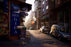 "Saatchi Online Artist Aron Gangbar; Photography, ""Morning in Istanbul"" #art #Istanbul #sunrise #cobblestone"