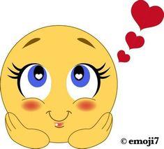 Animated Smiley Faces, Funny Emoji Faces, Animated Emoticons, Funny Emoticons, Smiley Emoji, Le Emoji, Kiss Emoji, Images Emoji, Emoji Pictures