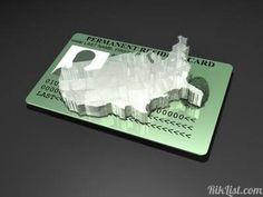 Грин карта (Green Card) представляет собой вид на жительство в США. Обладателям Грин Карты ра