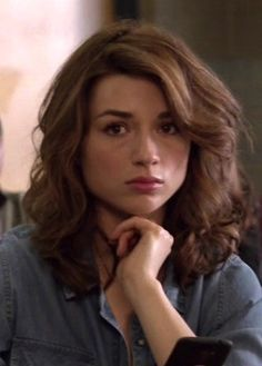 allison argent curly short hair - Google Search