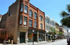 Shop for antiques, artisan candy, fashion, jewelry, and home goods at hip local boutiques and superi... - King Street