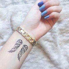 Daryl Dixon Tattoo - For Diane's butt tattoo