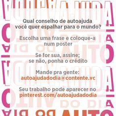 participe! | #autoajudadodia