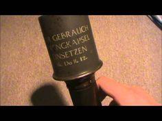 German Model 24 'Stielhandgranate' - YouTube