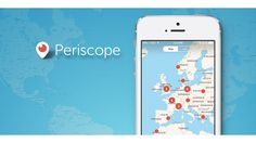 Periscope added the ability to browse a map for live streams.
