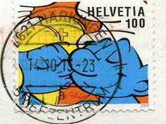 Image result for smurf postcards