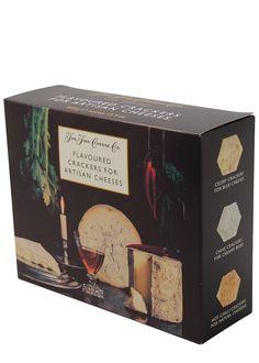 Flavoured Cracker Selection - Foodmarket - Food - Food & Wine