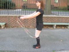 Skills -    Jump Rope Made Easy: Tips For Beginners