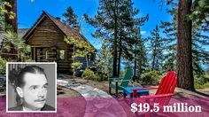 Summertide, the onetime Lake Tahoe retreat of tycoon entrepreneur Howard Hughes, is being reintroduced to the market at $19.5 million -- the same price it was listed for last year -- but with a marketing twist.