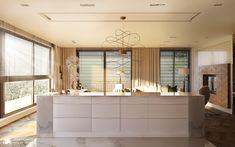 kuchnia, art deco, nowoczesna, przytulna - zdjęcie od Ludwinowska Studio Architektury - Kuchnia - Styl Nowoczesny - Ludwinowska Studio Architektury