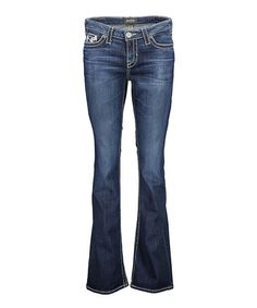 This 18-Year Pacific New Hazel Flare Jeans is perfect! #zulilyfinds