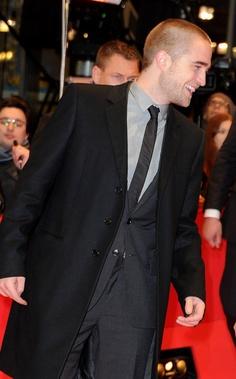 Robert Pattinson  HA HA HA HA.