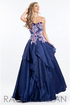 07b5be95914 51 Best Rachel Allan images   Evening dresses, Evening gowns ...