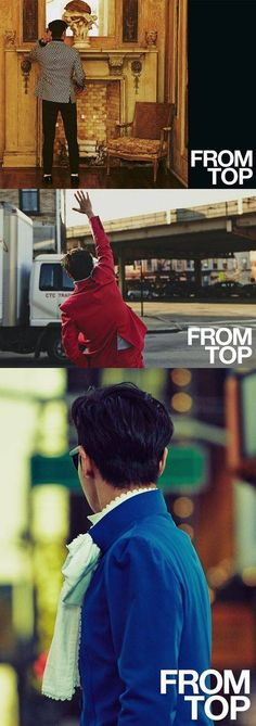 T.O.P to release photobook '1st PICTORIAL RECORDS 'FROM TOP' + preview photos and video | allkpop.com