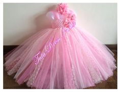 Tutu-dress-Princess-dress-Kids-dress-Baby-dress-Infant-dress