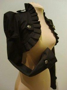 Pirate steampunk jacket...