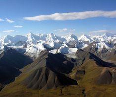 Tien Shan, Kyrgyzstan